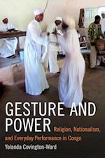 Gesture and Power (Religious Cultures of African and African Diaspora People)