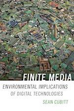 Finite Media (A Cultural Politics Book)