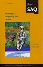 Sovereignty, Indigeneity, and the Law af Shari M. Huhndorf, N. Bruce Duthu, Eric Cheyfitz