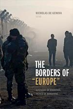 The Borders of