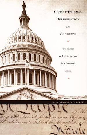 Constitutional Deliberation in Congress