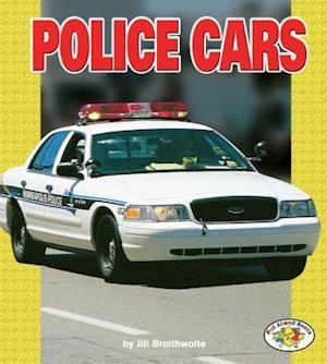 Bog, ukendt format Police Cars af Jill Braithwaite
