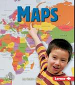 Maps (First Step Nonfiction Geography)