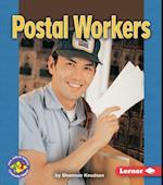 Postal Workers (Pull Ahead Books Community Helpers)