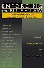 Enforcing the Rule of Law (Pitt Latin American Series)