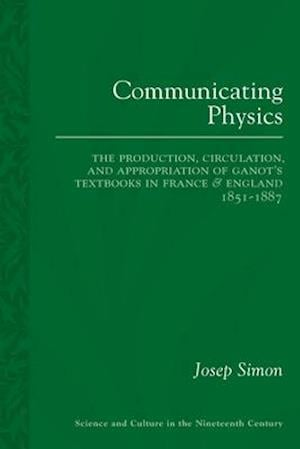 Bog, paperback Communicating Physics af Josep Simon