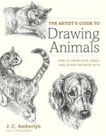 Artist's Guide to Drawing Animals af J C Amberlyn
