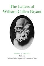 The Letters of William Cullen Bryant