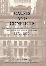 Causes and Conflicts af George Martin