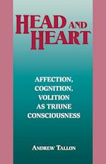 Head and Heart (Perspectives in Continental Philosophy, nr. 6)
