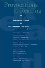 Provocations to Reading af Barbara Cohen