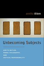 Unbecoming Subjects