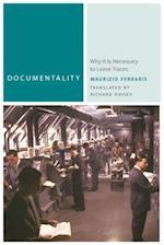 Documentality af Maurizio Ferraris