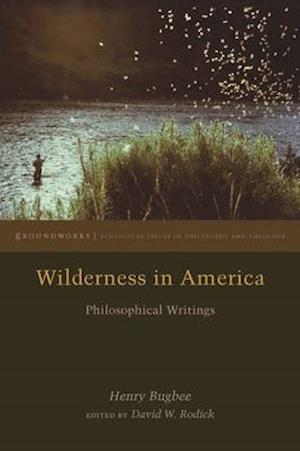 Bog, paperback Wilderness in America af Henry Bugbee
