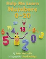 Help Me Learn Numbers 0-20 af Jean Marzollo