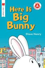 Here Is Big Bunny (I Like to Read)