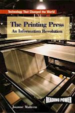 The Printing Press af Joanne Mattern