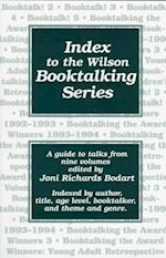 Index to the Wilson Booktalking Series