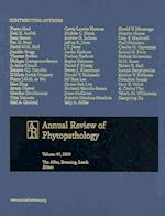 Annual Review of Phytopathology (Annual Review of Phytopathology Print Version Only)
