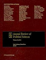 Annual Review of Political Science (Annual Review of Political Science)