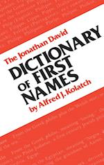 Dictionary of First Names af Alfred J. Kolatch
