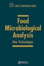 Food Microbiology and Analytical Methods (Quality and Reliability, nr. 12)