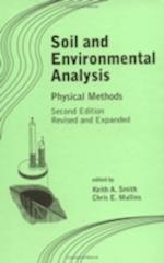 Soil and Environmental Analysis (BOOKS IN SOILS, PLANTS, AND THE ENVIRONMENT)