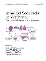 Inhaled Steroids in Asthma (Lung Biology in Health and Disease, nr. 163)