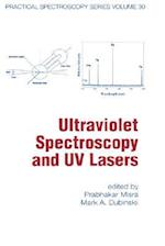 Ultraviolet Spectroscopy and UV Lasers