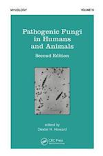 Pathogenic Fungi in Humans and Animals (Mycology series, nr. 16)