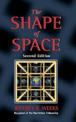 The Shape of Space (Pure and Applied Mathematics, nr. 249)