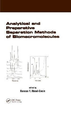 Analytical and Preparative Separation Methods of Biomacromolecules