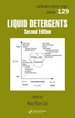 Liquid Detergents (Surfactant Science, nr. 129)