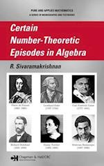 Certain Number-Theoretic Episodes in Algebra (Chapman & Hall/CRC Pure and Applied Mathematics, nr. 286)