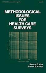 Methodological Issues for Health Care Surveys af B. M. Cox, S. Cohen, Brenda G. Cox