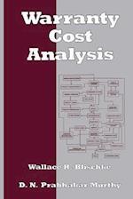 Warranty Cost Analysis