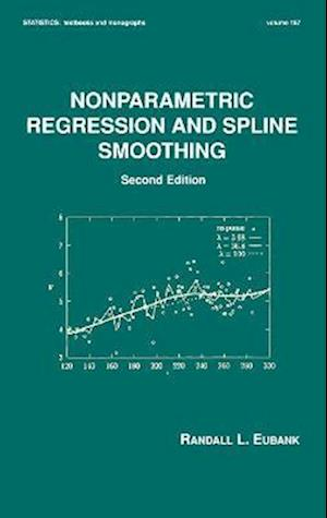 Nonparametric Regression and Spline Smoothing, 2nd Ed