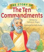 Story of Ten Commandments BB (Little Bible Books)