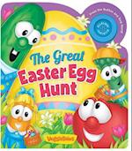 The Great Easter Egg Hunt (VeggieTales Candy Cane Press)