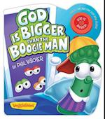 God Is Bigger Than the Boogie Man (VeggieTales Candy Cane Press)