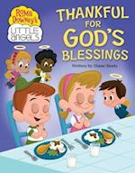 Thankful for God's Blessings (Roma Downey's Little Angels)