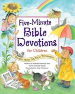 Five-Minute Bible Devotions for Children af Anne Kennedy Brady, Pamela Kennedy