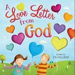 A Love Letter from God af P. K. Hallinan