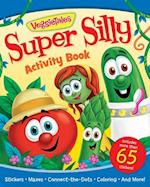 The VeggieTales Super Silly Activity Book af Melinda Rumbaugh