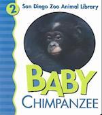 Baby Chimpanzee San Diego Zoo (San Diego Zoo Animal Library, nr. 2)