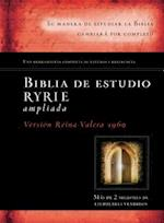 Biblia de estudio Ryrie ampliada / Ryrie Study Bible