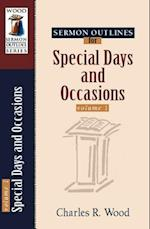 S/O: Special Days and Occasions, Vol. 1 af Charles R. Wood