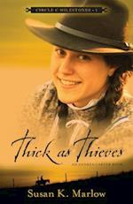 Thick as Thieves af Susan K Marlow