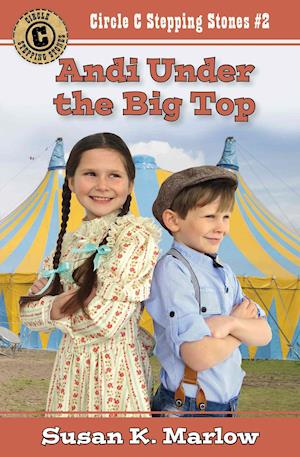 Bog, paperback Andi Under the Big Top af Susan K Marlow