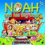 Noah and His Big Boat [With Magnetised Cut-Outs] (Magnetic Adventures)